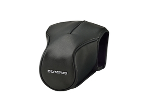 CS-46FBC Leather Cover and Body Jacket Black