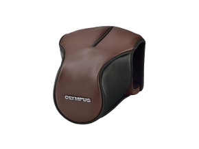 CS-46FBC Leather Cover and Body Jacket Brown