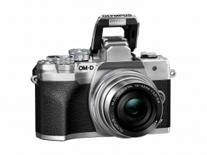 OM-D E-M10 Mark IV 14-42mm Lens Kit