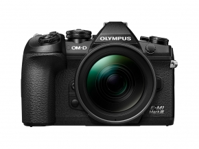 OM-D E-M1 Mark III 12-40mm PRO Lens Kit