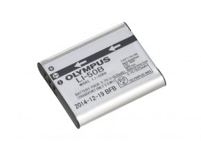 LI-50B Lithium Ion Rechargeable Battery