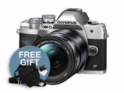OM-D E-M10 Mark IV 14-150mm Lens Kit