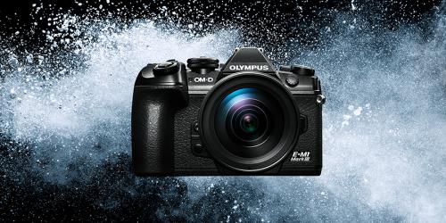 No Limits. Brand New OM-D E-M1 Mark III