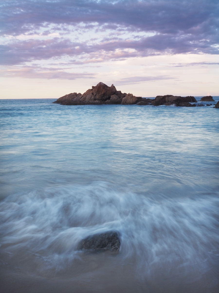 Photographing with the E-M1X Live ND Filter